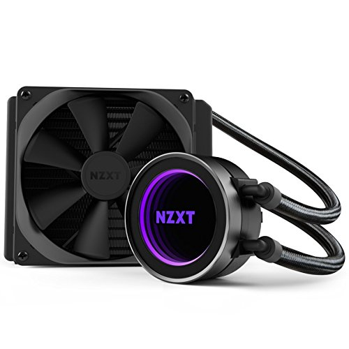 NZXT Kraken X42 All-in-One CPU Liquid Cooling System Cooling, Black RL-KRX42-01
