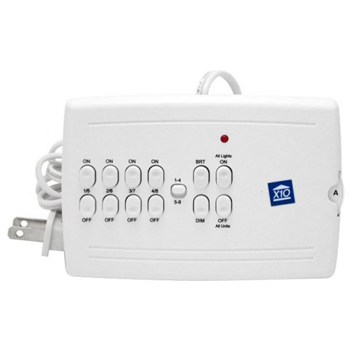 X10 MC10A Plug-in Mini Controller, White ()