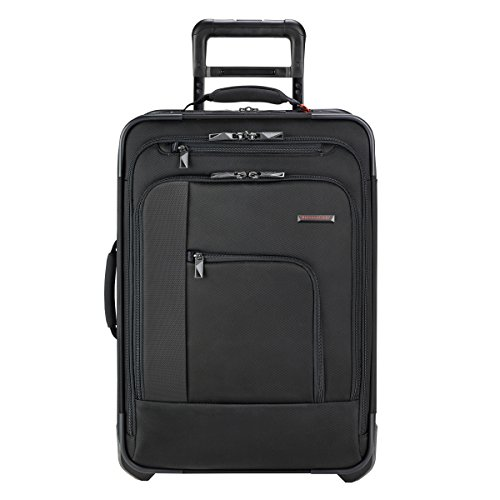 (Briggs & Riley Pilot Carry-On, Black, One Size)