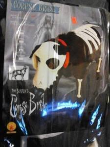 Tim Burtons Corpse Bride Dog Costume Small Amazoncouk Pet
