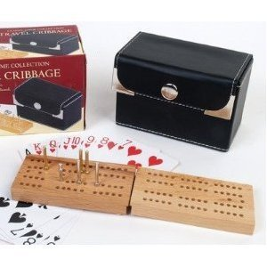 Travel Cribbage with Cards ()