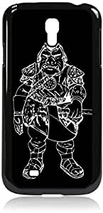 Gammorean Guard-Hard Black Plastic Snap - On Case-Galaxy s4 i9500 - Great Quality!