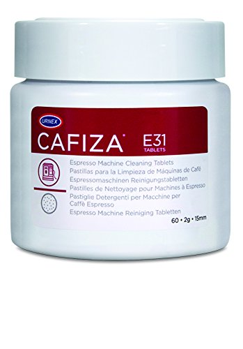 Cafiza Espresso Machine 60 Cleaning Tablets