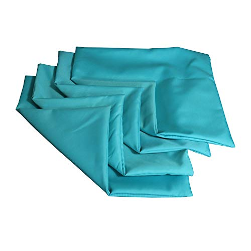 Rattaner Outdoor Throw Pillow Cover - Waterproof/UV Resistant 18