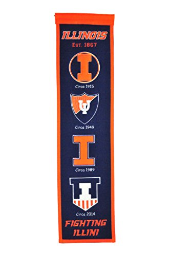 NCAA Illinois Fighting Illini Heritage ()