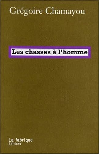 Livres Les Chasses à l'homme pdf, epub ebook