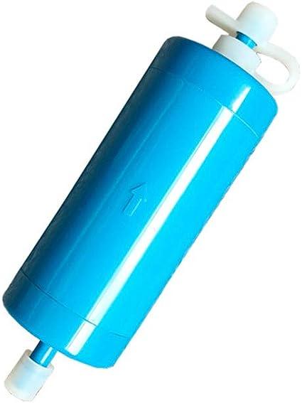 QLPP Filtros de Agua de Senderismo, purificadores de Agua de ...