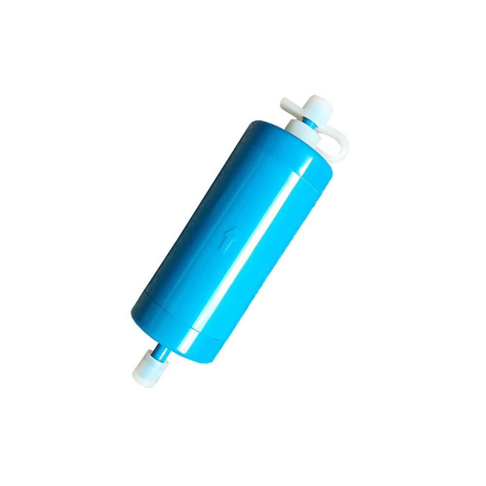 QLPP Wanderwasserfilter, Camping-Wasser-Purifiere mit wiederverwendbarem Filterelement, höchste Genauigkeit ist 0,01 Mikron, für Reisen, und Notfall-Vorbereitung B07PQ1G9D4      Ruf zuerst