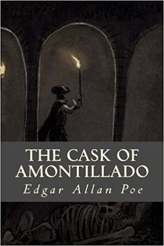 an analysis of the character of montresor in the book the cask of amontillado by edgar allan poe