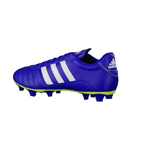 Botas Leather FG Lima Azul para Blanco 2 adidas Gloro 15 Hombre xgAwfR