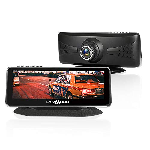 LANMODO Car Night Vision Camera - for Automobile Driving Security - 8.2