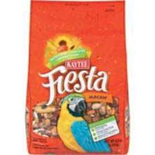 Kaytee Fiesta Max Food for Macaw, 4-1/2-Pound Bag, My Pet Supplies