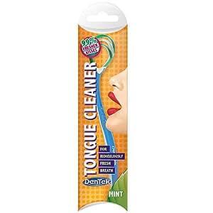 Dentek Comfort Clean Tongue Cleaner Fresh Mint