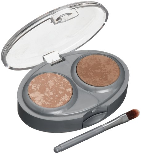 Physicians Formula Mineral Wear Duo Eyeshadow, Nude Minerals , 0.12 Ounce