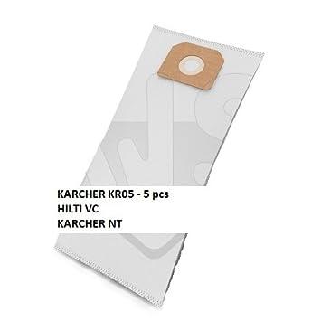 Bolsas de polvo Aspirador BOLSA MICRO-KR05 adecuada HILTI VC ...