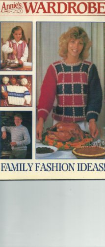 (Family Fashion Ideas Nov-Dec (Annie's Wardrobe, No. 6))