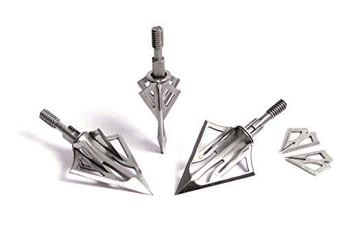 Carbon Express F-15 Fixed Dual Blade 100 - Fixed Broadheads Shopping Results