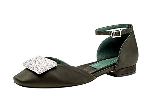 freerun-womens-ankle-strap-pointed-toe-rhinestone-ballet-flats-8-bmusgreen
