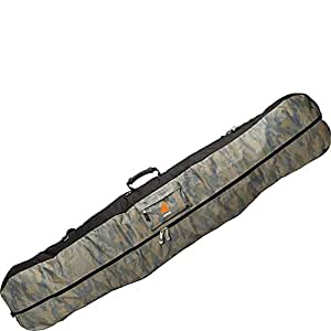Athalon Fitted Snowboard Bag, Color name to Camo and size to 170 cm