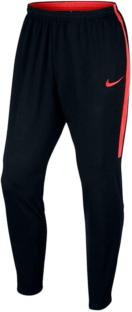 100% Original Nike Men Dri Fit Academy 34 Training Pant BlackWhite