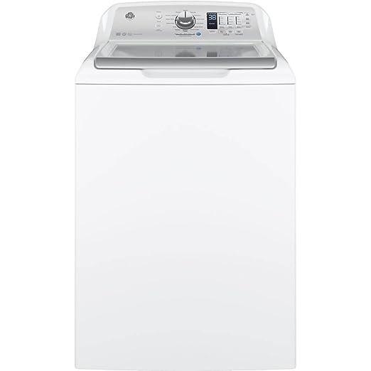 Amazon.com: GE Blanco parte superior Load Lavadora: Aparatos