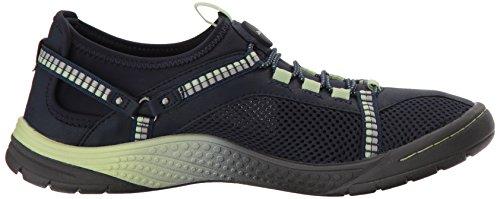 JSport by Jambu Women's Tahoe Encore Walking Shoe Navy/Light Pistachio outlet cheap online buy cheap limited edition 3uTixUx