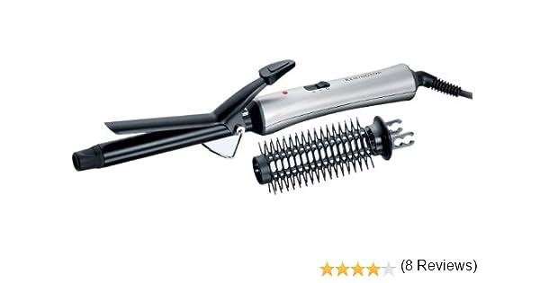 Remington Ci19 - Moldeador de pelo, hasta 200º C, 19 mm, cabezal de cepillo incluido: Amazon.es: Salud y cuidado personal