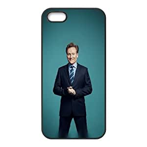 iPhone 5 5s Cell Phone Case Black hc98 conan o brien host sexy celebrity Llhuv
