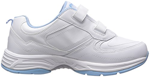 Powder Blue Women's Propet White Eden Shoe Walking Strap FngTCSTqw