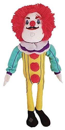 Hello Neighbor Neighbor Plush Figure Toy, 10 inches (Clown Costume)