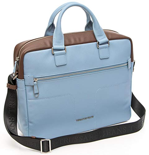 Case Jeans Brief Bag Ecosaffiano Nebraska Cartella Trussardi Heavenly gpfqXFX
