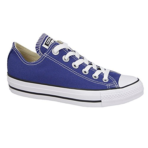 Chuck Baskets Adulte Star Basses Blu Mixte All Taylor Converse vBxwq7Idv
