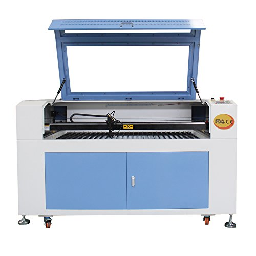 DIHORSE Laser Engraving Machine 80W CO2 Laser Engraver 900mmx600mm Laser Cutting Machine with USB Port
