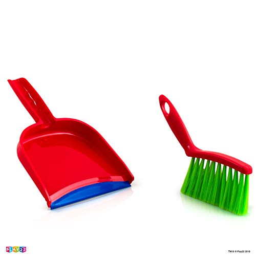 Play22 Kids Cleaning Set 4 Piece Toy Cleaning Set