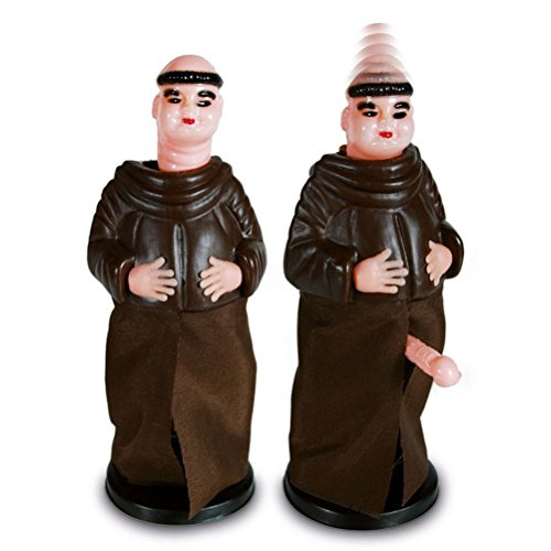 SCHERZARTIKEL - Lüsterner Mönch - Merry Monk