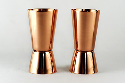 set-of-2-premium-quality-copper-shot-glasses-jiggers-by-alchemade