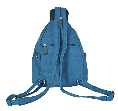 Fabulous Trip Spirit Backpack Style In 9894 Lightweight Colors Petrol TgIqf