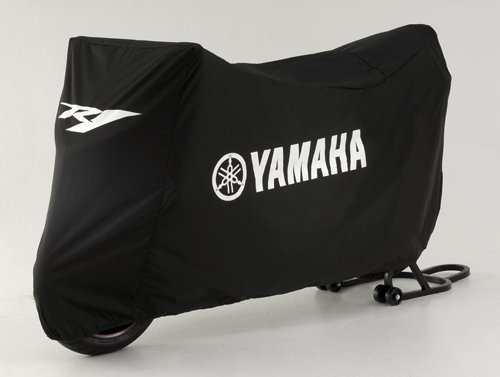 Yamaha ABA-4C828-00-00 Black Bike Cover for Yamaha YZF-R1 (Yamaha Motorcycle Cover compare prices)