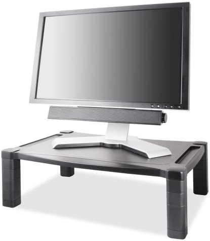 "Wholesale CASE of 5 – Kantekワイド画面調整可能monitor-monitorスタンドデラックス、ワイド、20 "" x13 – 1 / 4インチ、調整、BK"