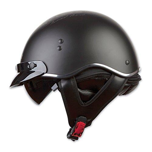 Best Low Profile Dot Half Helmet - 3