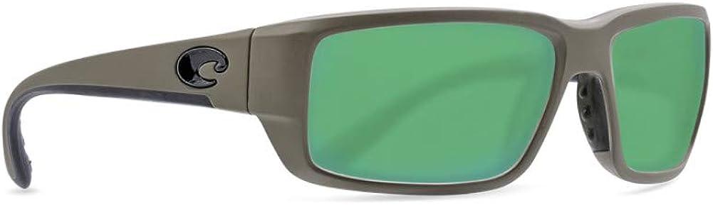 Green Mirror 580Glass Costa Del Mar Blackfin Sunglasses Moss