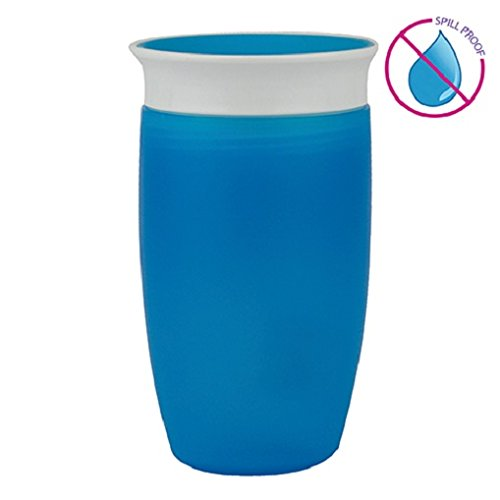 Munchkin Miracle 360 Sippy Cup 10 Ounce 1 Pack Blue