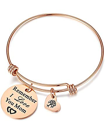 f5a3a5b485278 Studiocc Women Girl Jewelry She Believed She Could So She Did Bracelet with  Heart Tree of