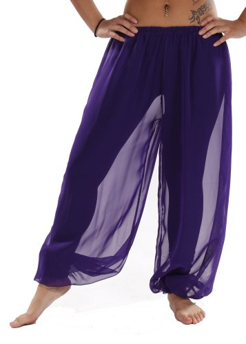 Belly (Genie Costume Pants)