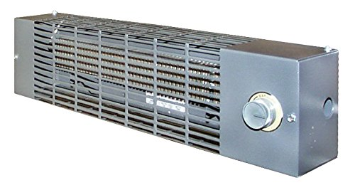 TPI RPH15A Series RPH Pump House Convection Specialty Heater, 500W ...
