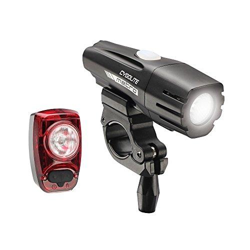 - Cygolite Metro 700 and Hotshot 100 Bike Light Combo Set