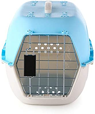 Pet Air Box Dog Air/Travel/Take-out Caja de Transporte Jaula de ...