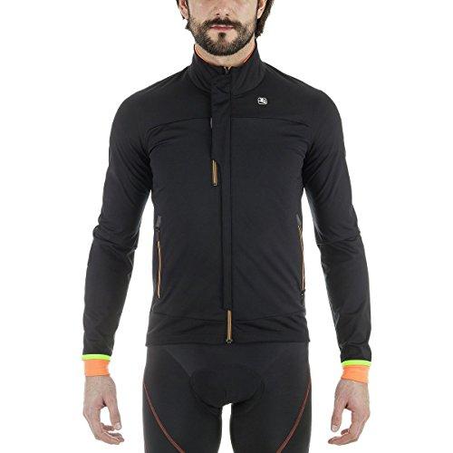 Giordana 2016/17 Men's Sosta Cycling Jacket - GICW16-JCKT-SOST (Black - 2XL)