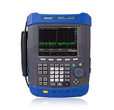 Handheld Digital Spectrum Analyzer with Tracing Generator Function Color Display HSA2016B Frequency Range 9KHz~1.6GHz AC Coupled 5M~1.6GHz TG with USB Interface
