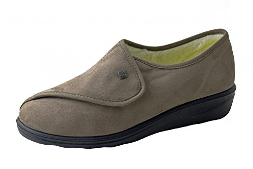 ROMIKA Beige Chaussons femme 105 Romisana Taupe rwR16rqZ